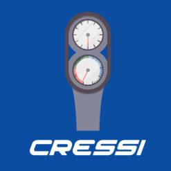 Gauges Cressi