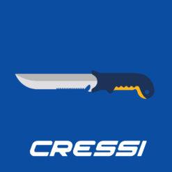 Knife Cressi