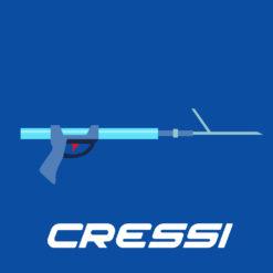 Speargun Cressi