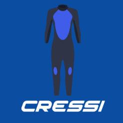 Wetsuit Cressi