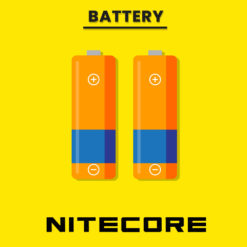 NITECORE BATTERY - SETTLE YOUR JUICE HERE!