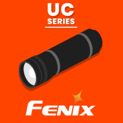 FENIX UC SERIES RECHARGEABLE LED SYSTEM