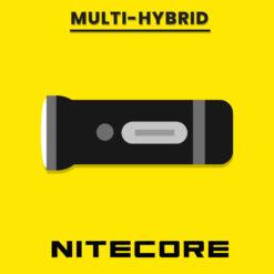 NITECORE MULTI-HYBRID RECHARGABLE LED SYSTEM
