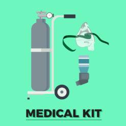 Oxygen-Kit