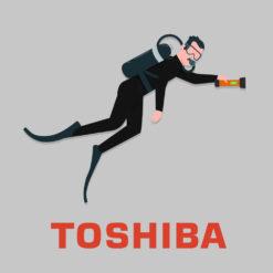 Senter Selam Toshiba