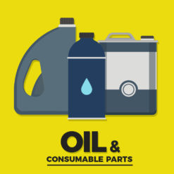 OIL & CONSUMABLE PARTS