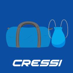 Bag Cressi