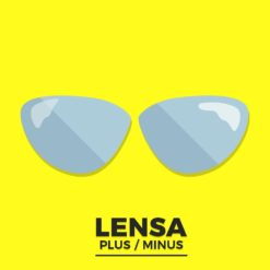 Lensa Minus/Positif