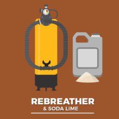 Rebreather & Soda Lime