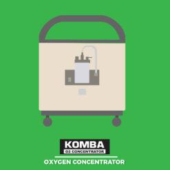 KOMBA OXYGEN CONCENTRATOR