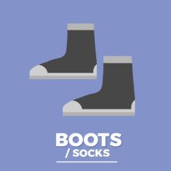 Boots/Socks
