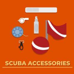 SCUBA ACCESSORIES